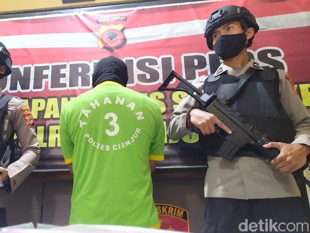 Cabuli-Sodomi Muridnya, Guru Bejat di Cianjur Terancam 15 Tahun Bui