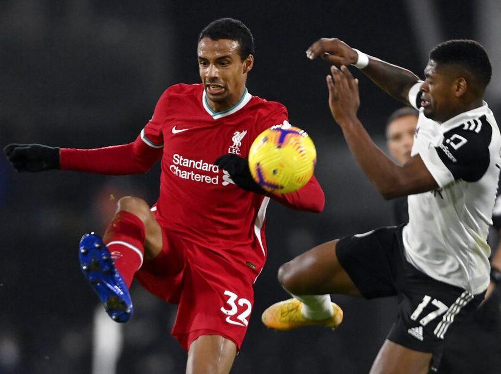 Liverpool Sial Betul, Matip Ikut-ikutan Cedera
