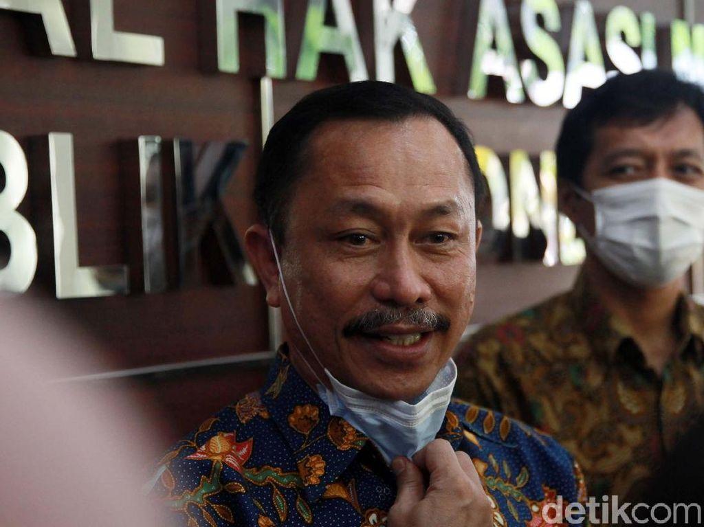 Polri Jadi Institusi Terbanyak yang Diadukan ke Komnas HAM