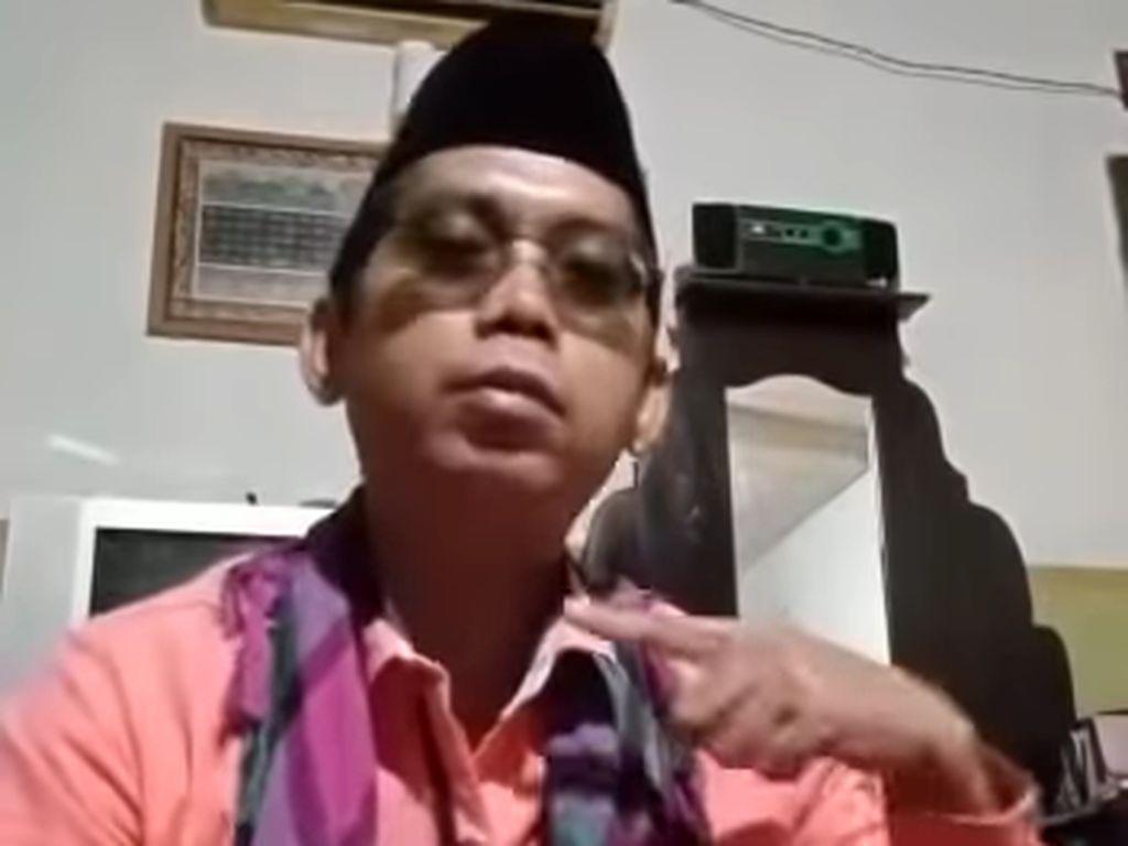 Tersangka Ancam Gorok Karena Mahfud Md Dinilai Singgung Habib Rizieq