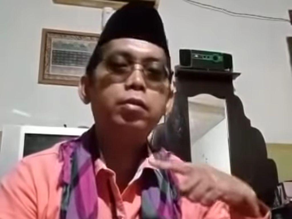 Penantang yang Serahkan Diri Adalah Pembuat Video Ancam Gorok Mahfud Md