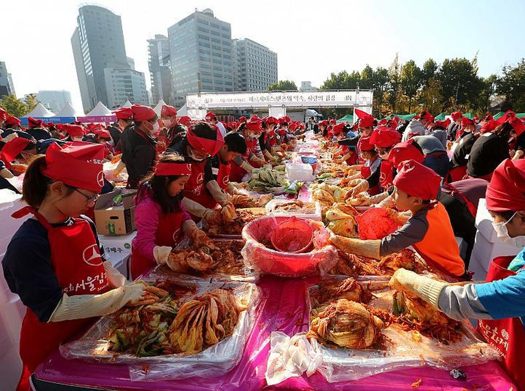 7 Makanan Warisan Budaya Tak Benda UNESCO, Wajib Dicoba!