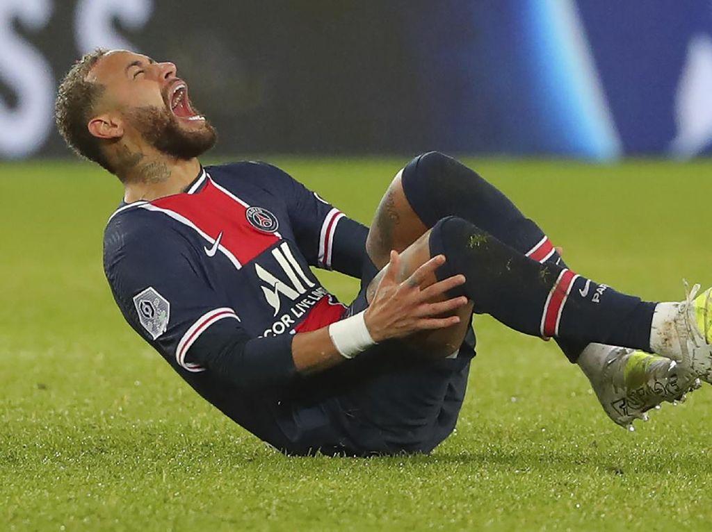 Kerasnya Liga Inggris Bikin Neymar Emoh Main di Sana