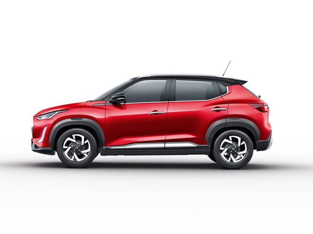 SUV Murah Nissan Magnite Diuji Tabrak, Ini Hasilnya