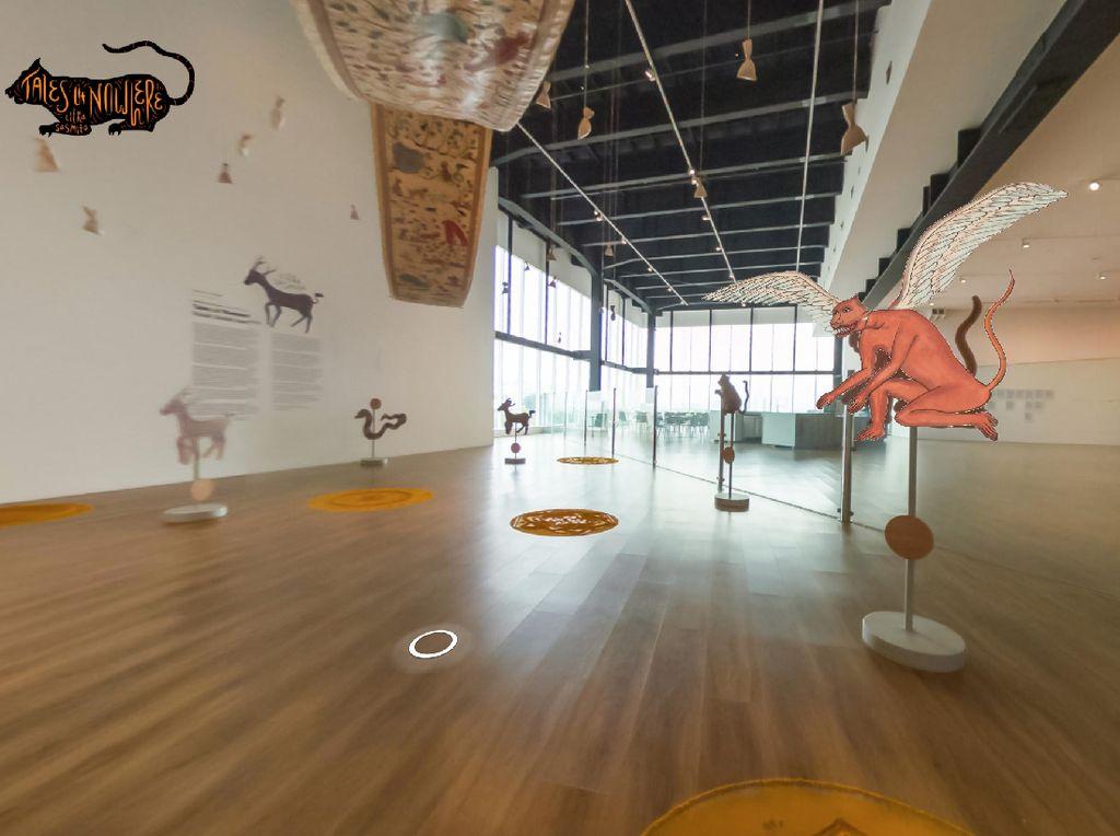 Kisah Antah-berantah Museum MACAN Bertualang ke Jakarta dan Tangsel