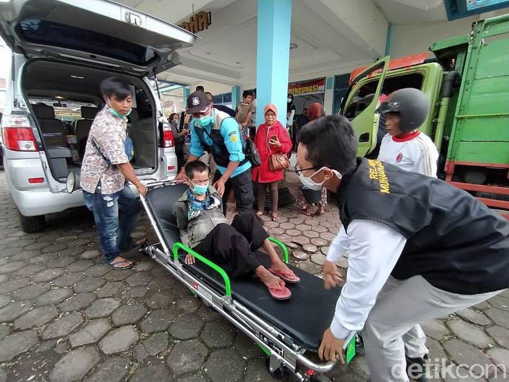 Pengungsi Merapi di Magelang yang Putuskan Pulang Tambah Jadi 356 Jiwa