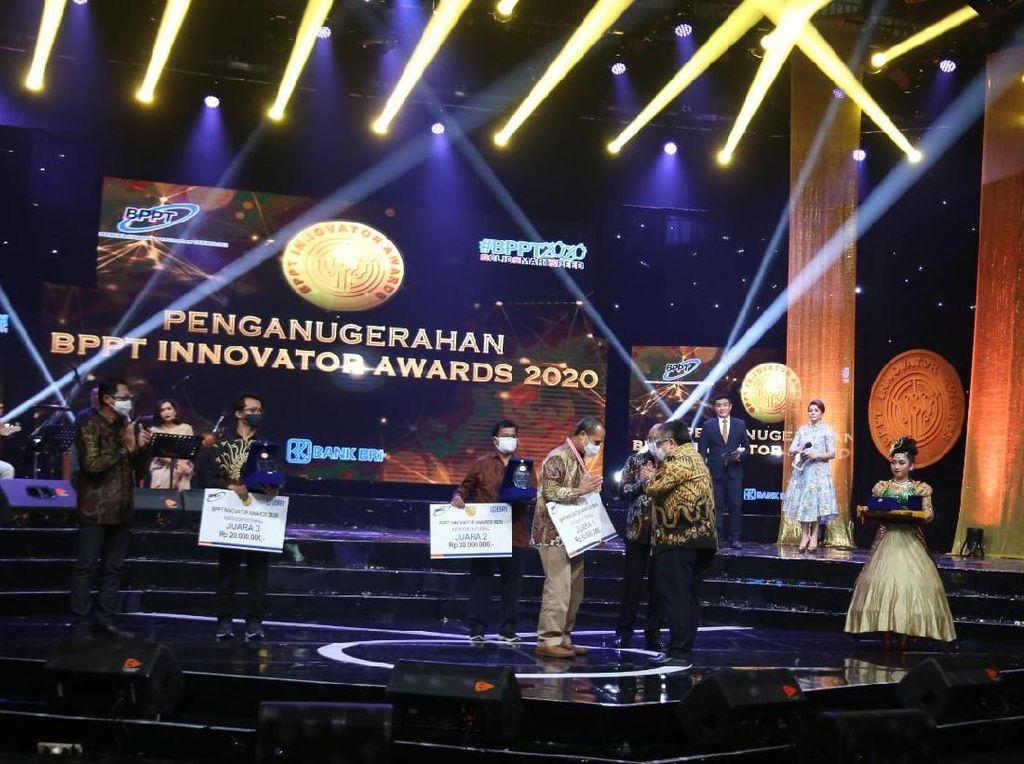 Pertamina Hulu Energi Sabet Juara I BPPT Innovator Awards