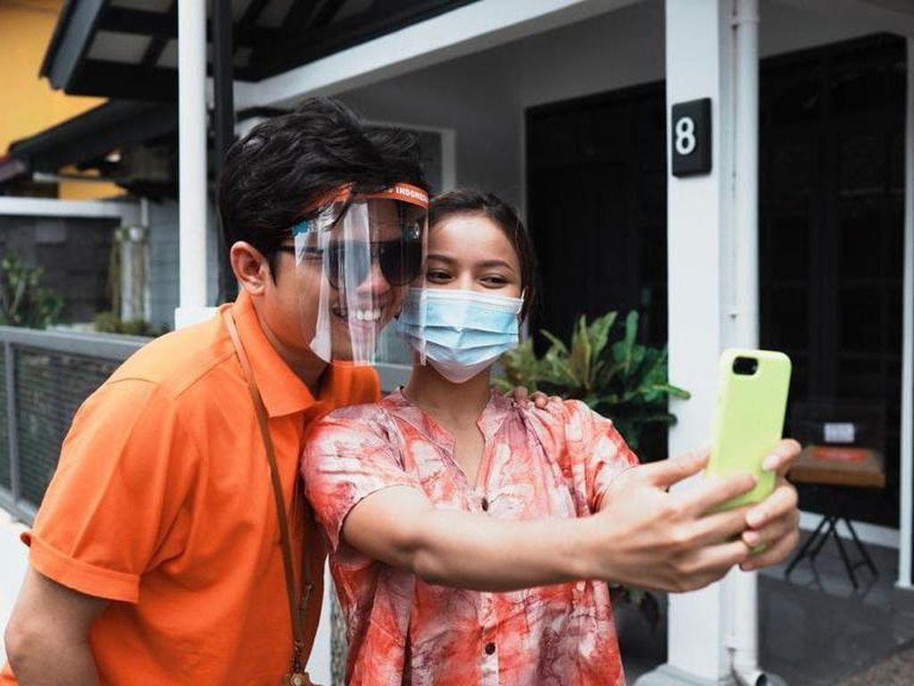 Pengantaran Paket Istimewa Viral Ternyata Program Pos Indonesia