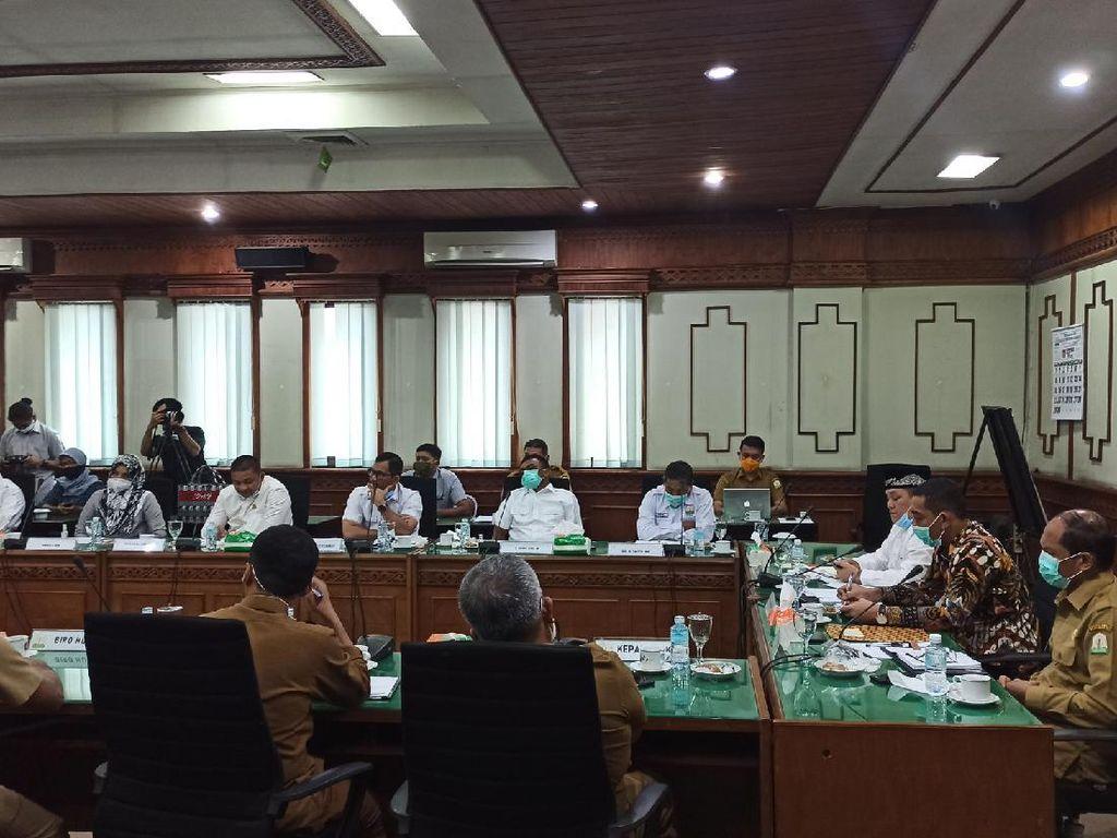 APBA 2021 Masih Dievaluasi, Ketua DPR Aceh: Anggaran Pilkada 2022 Ada di BTT