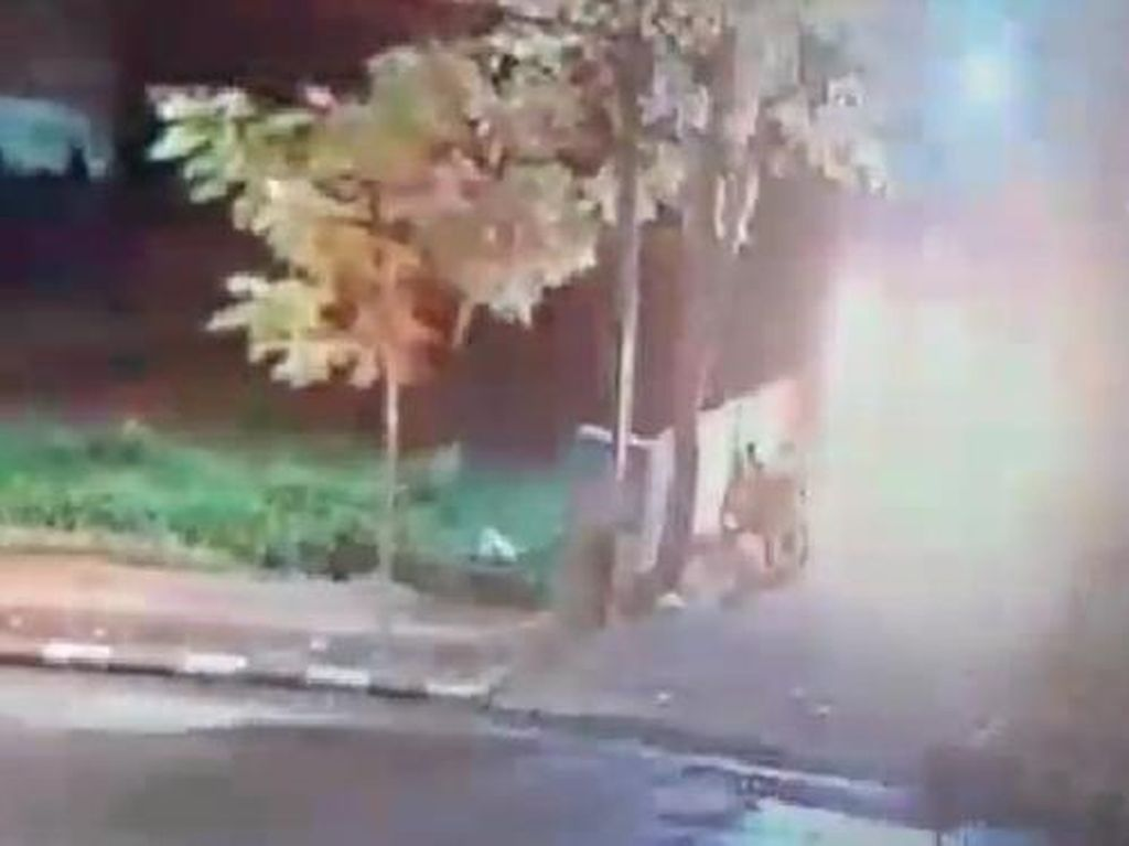 5 Fakta Pos Polantas Dibakar di Gowa hingga Makassar