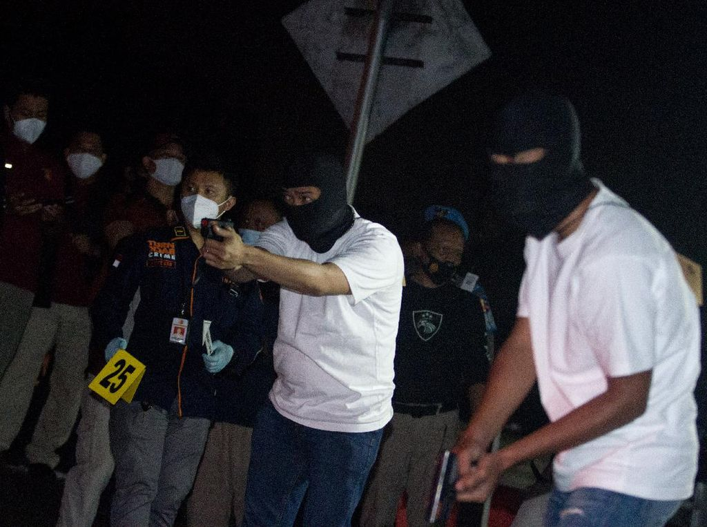 Kasus Unlawful Killing Laskar FPI Mengarah ke 3 Polisi