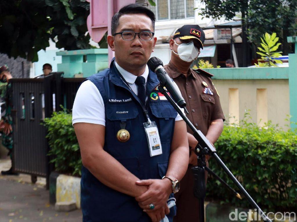 Opini Ridwan Kamil Mahfud Harus Tanggung Jawab Soal Kerumunan HRS