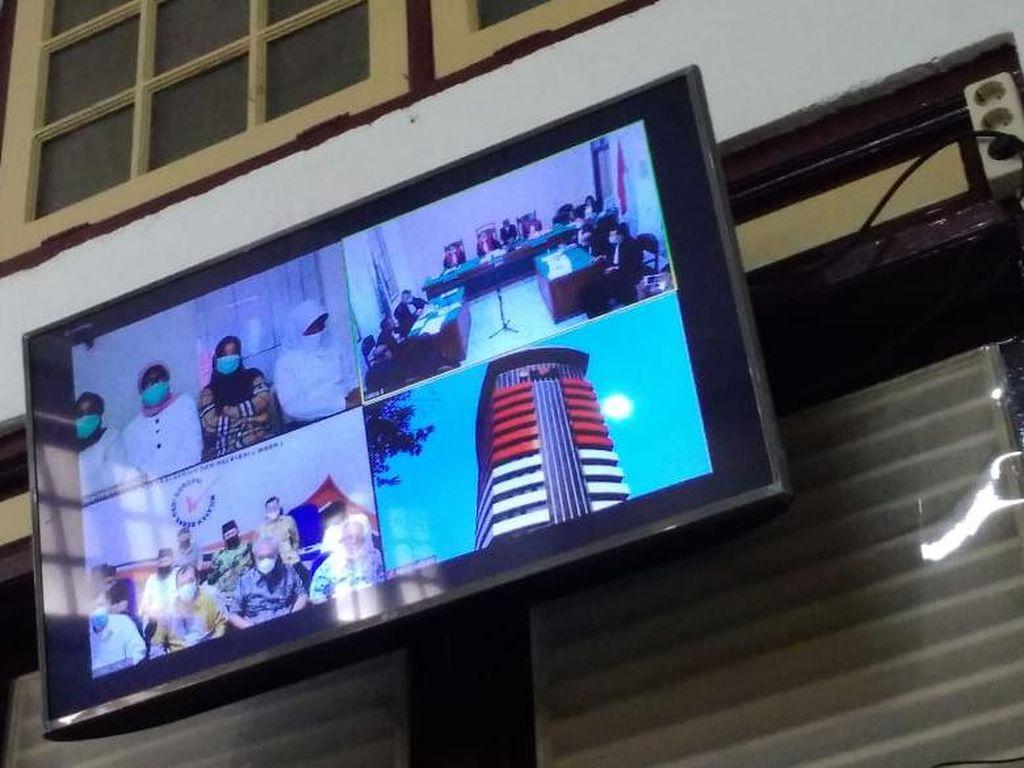 14 Eks Anggota DPRD Sumut Didakwa Terima Suap dari Mantan Gubsu Gatot Pujo