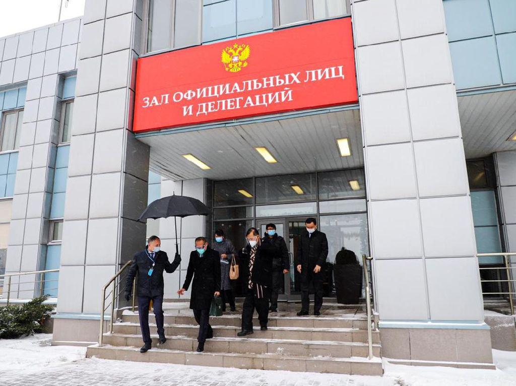 Tiba di Moskow, Dubes Jose Tavares Siap Pererat Hubungan RI dan Rusia-Belarus