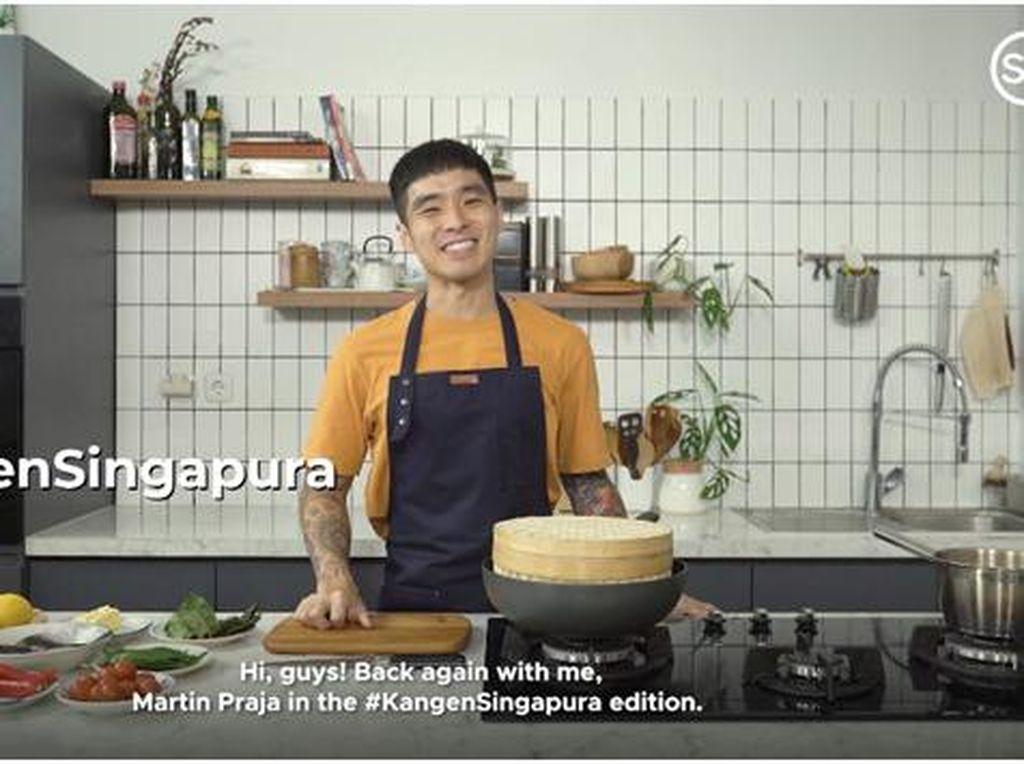 Yuk Obati #KangenSingapura Bareng Chef Martin dan Marissa Nasution
