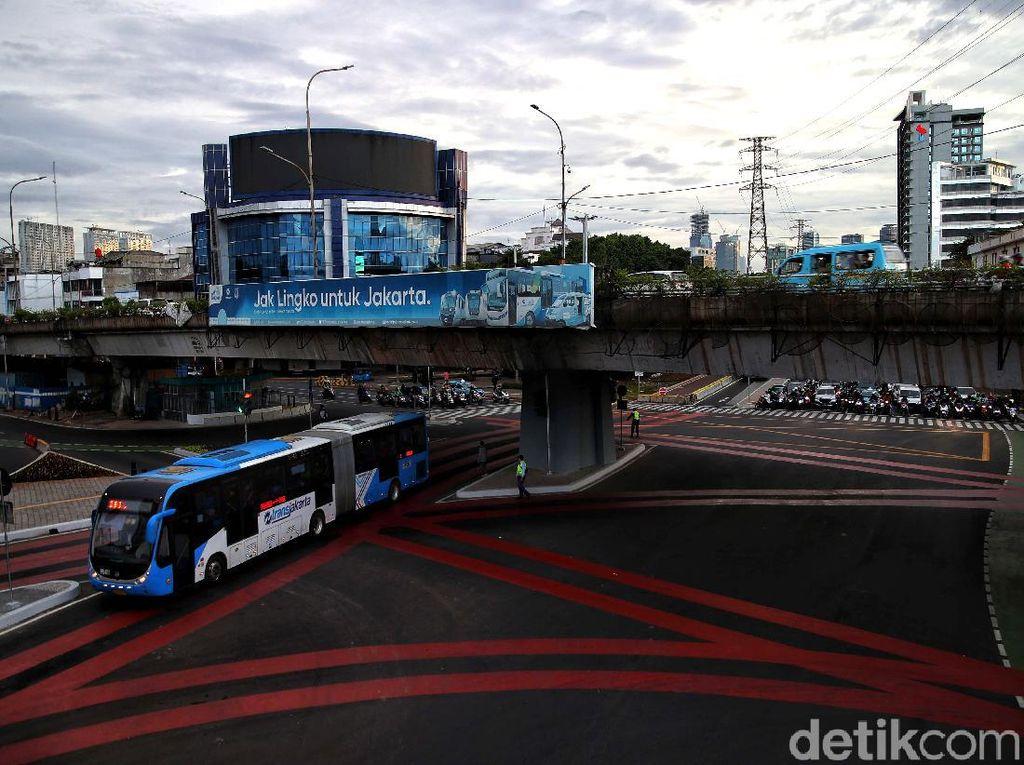 Jakarta Keluar dari 10 Kota Termacet, Anies Dinilai Sukses Lakukan Ini