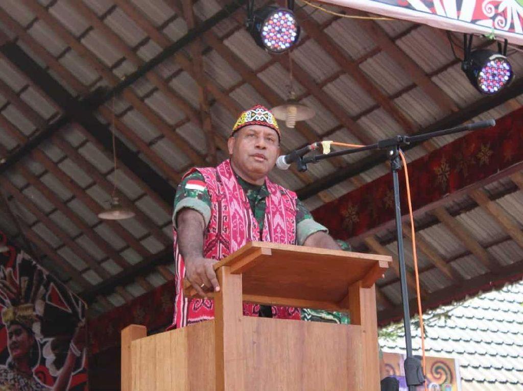 Wakasad Letjen Herman Asaribab Meninggal Dunia di RSPAD Gatot Soebroto