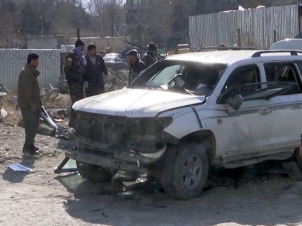 Teror Bom Mobil di Afghanistan: 3 Orang Tewas, Salah Satunya Ulama