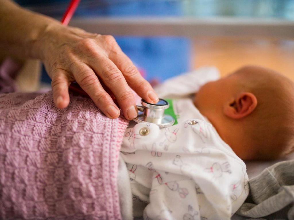 Sederet Gejala COVID-19 Pada Bayi yang Perlu Diwaspadai