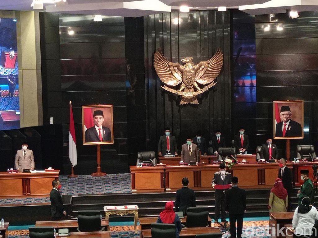 DPRD DKI Resmi Lantik 3 Anggota PAW
