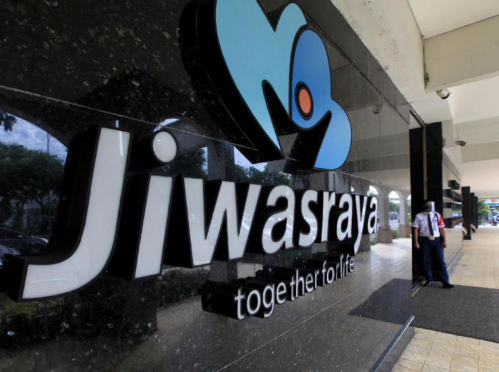 Jiwasraya Digugat PKPU, OJK Buka Suara