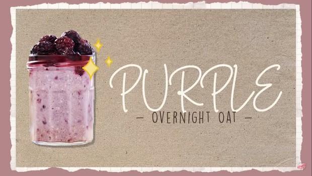 Delicious Overnight Oatmeal Recipe