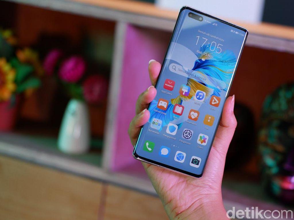 Huawei Mate 40 Pro: Ini Spesifikasi dan Harganya di Indonesia