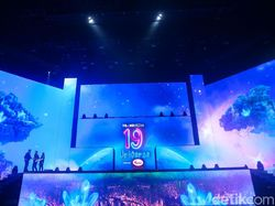 Link Live Streaming Super Junior di HUT Transmedia ke-19