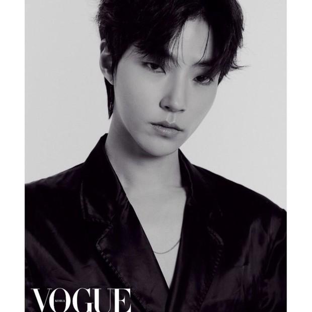 Hwang In Yeop dalam pemotretan majalan Vogue Korea / Foto: instagram.com/hi_high_hiy