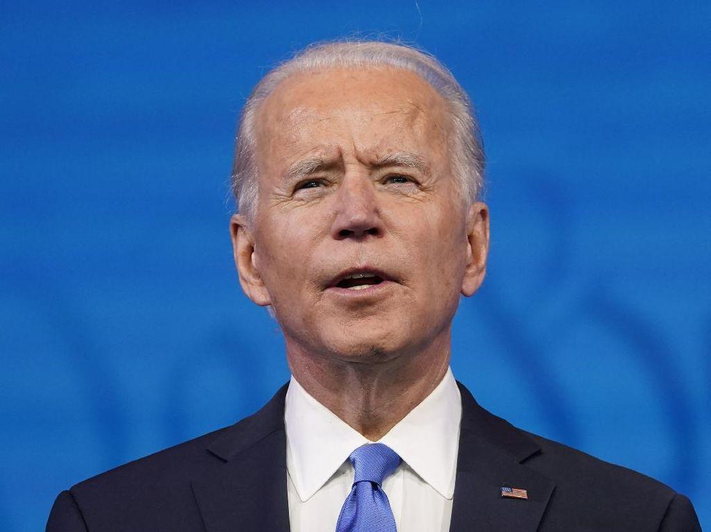 Biden: Saya Minta Trump Sumpah Bela Konstitusi-Akhiri Ricuh di Capitol