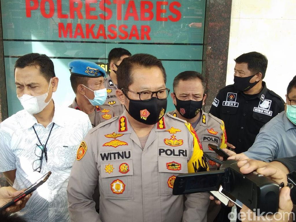 Cegah Ledakan COVID, Warga Makassar Dilarang Berkerumun di Malam Tahun Baru
