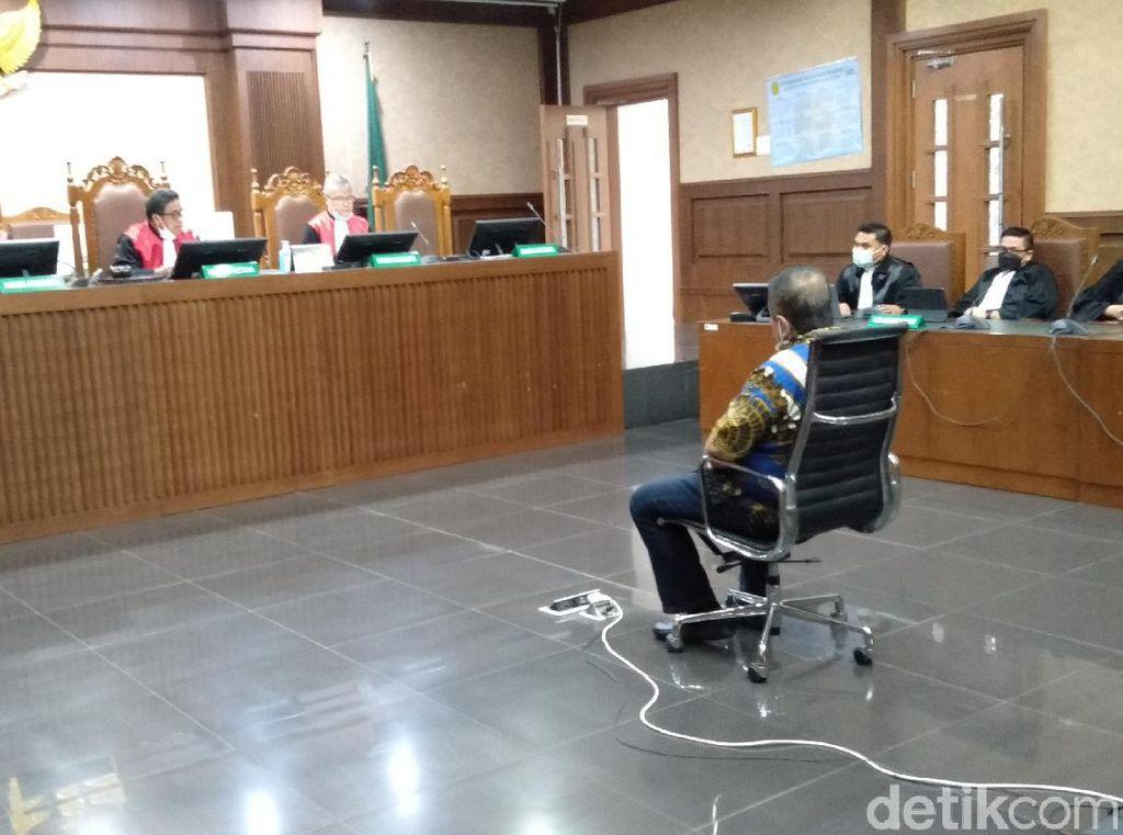 Kasus Suap Red Notice Djoko Tjandra, Tommy Sumardi Dituntut 1,5 Tahun Bui