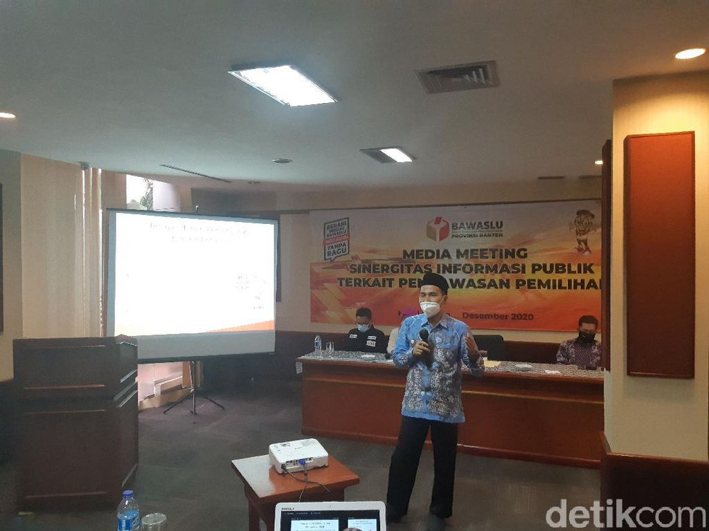 Temuan Bawaslu Banten di Pilkada: Politik Uang hingga Surat Surat Tertukar