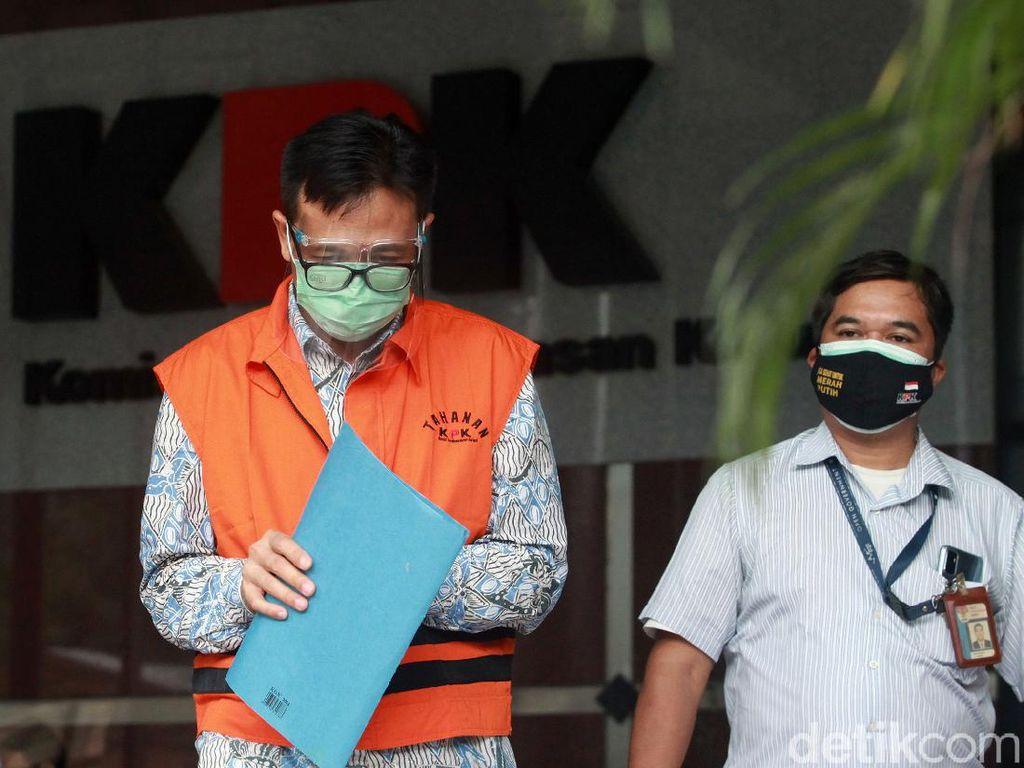 KPK Eksekusi Tersangka Korupsi Jembatan Bangkinang ke Lapas Cibinong