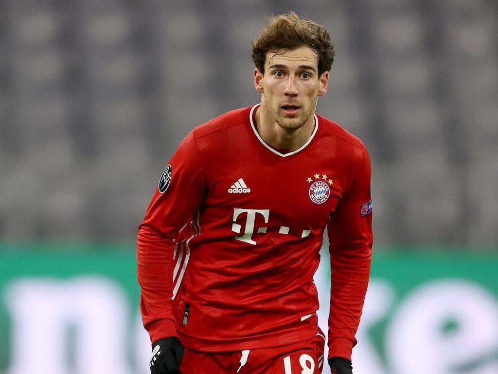Video Gol-gol Terbaik Bayern Tahun 2020, Ada Salto Goretzka