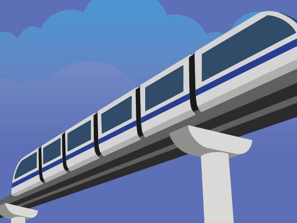 Bagaimana Update Terkini Proyek LRT Jabodebek?