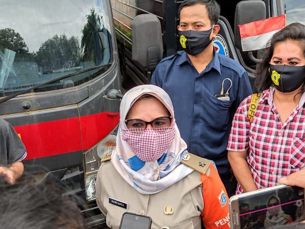 Dikeroyok, Lurah Cipete Utara Serahkan Proses Hukum ke Polisi
