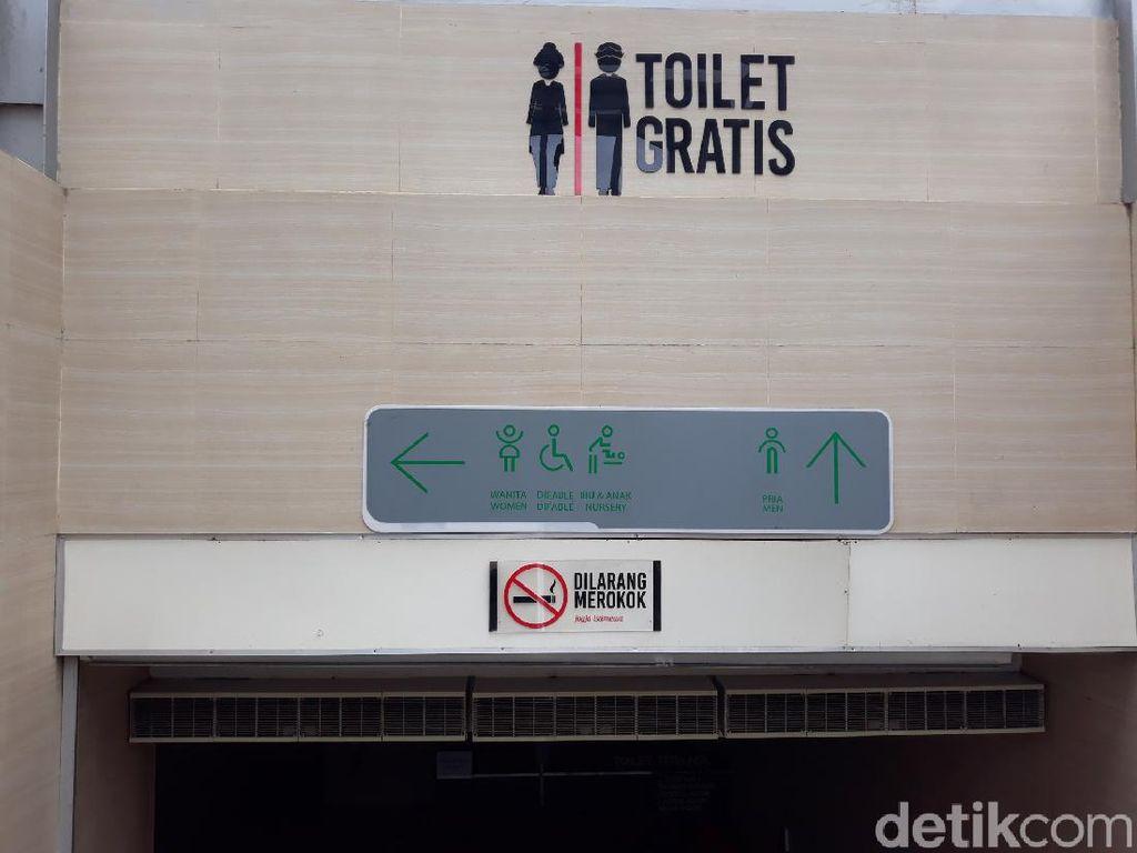 Menparekraf Sandiaga, Tolong Perhatikan Kebersihan WC di Tempat Wisata