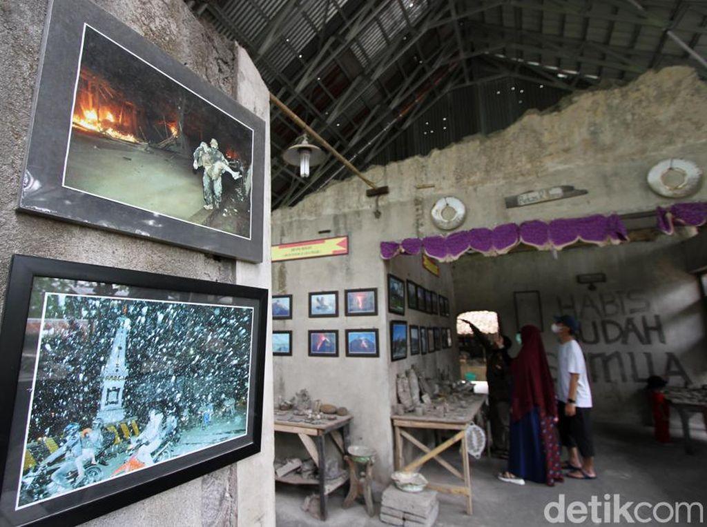 Museum Sisa Hartaku, Bukti Ganasnya Letusan Merapi