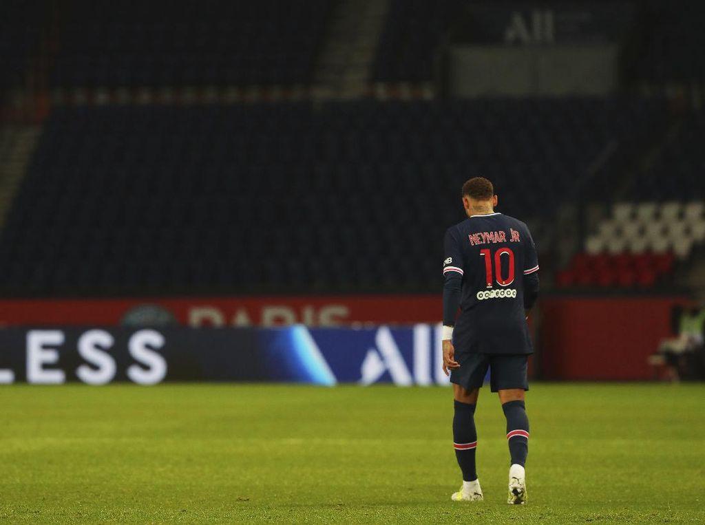 Tuhan Selamatkan Neymar