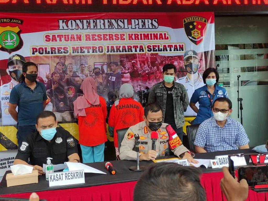 Polisi Ungkap Kronologi Pengeroyokan Bu Lurah di Waroeng Brothers