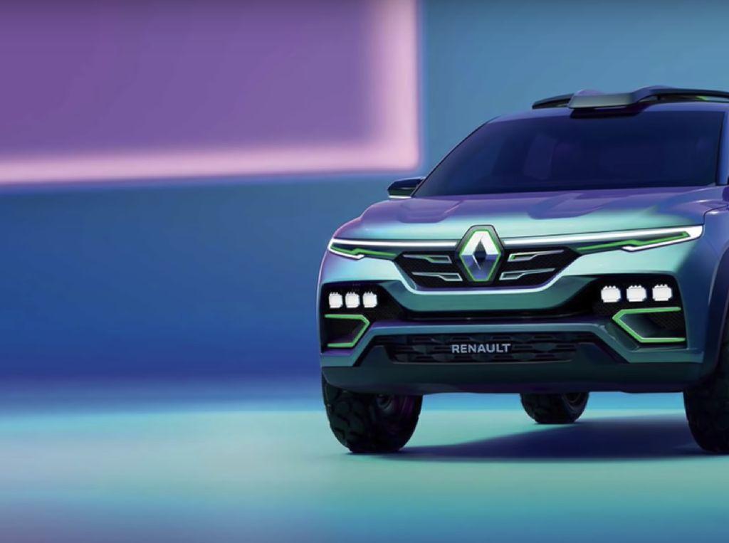 Ini Wujud Renault Kiger, SUV Terbaru yang Bakal Mengaspal di RI Tahun Depan