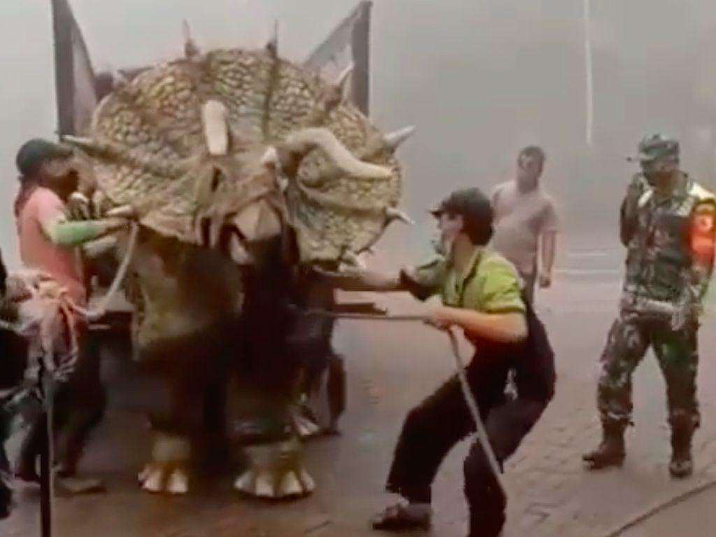 7 Fakta Triceratops, Dinosaurus yang Viral Hidup Lagi