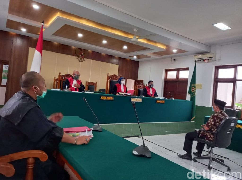 Sidang Tuntutan Waket DPRD Tegal Soal Dangdutan Saat Pandemi Ditunda