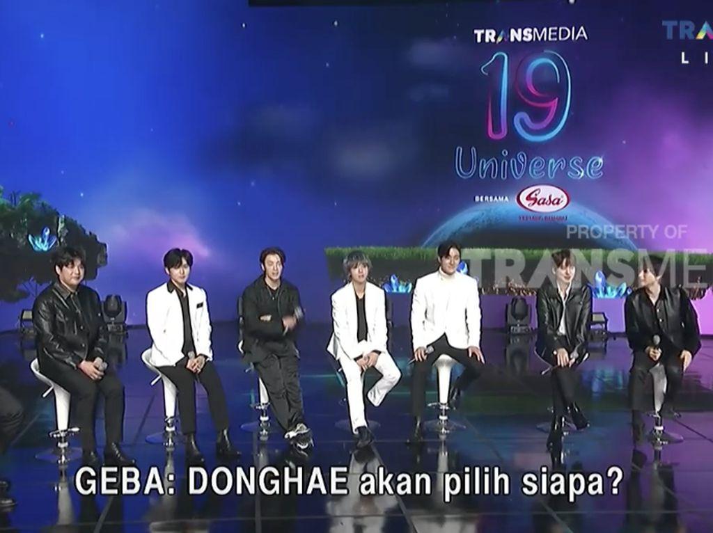 Curhat Kerinduan Super Junior ke ELF Indonesia hingga Jokowi
