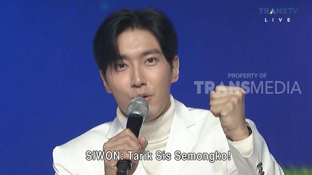 Tarik Sis! Super Junior Kian Cinta Indonesia