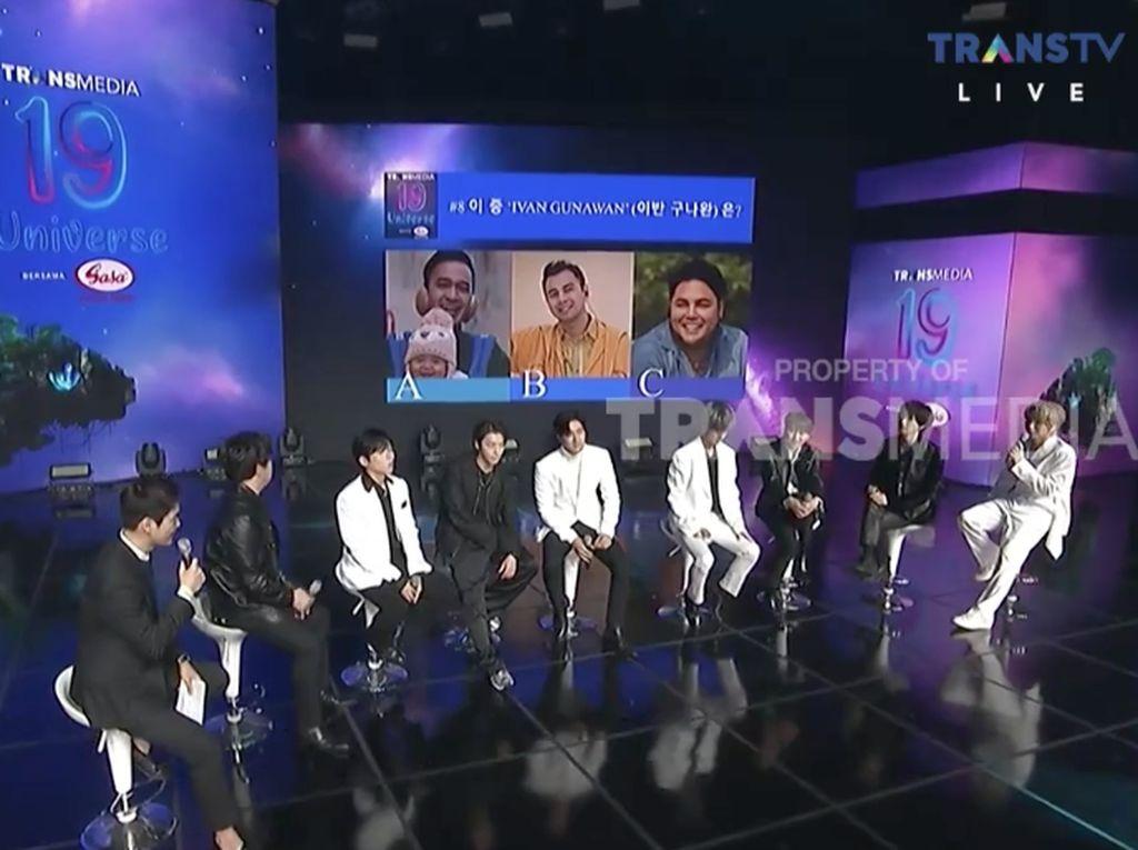 Sorry Sorry Jadi Klimaks Penampilan Super Junior di HUT Transmedia ke-19