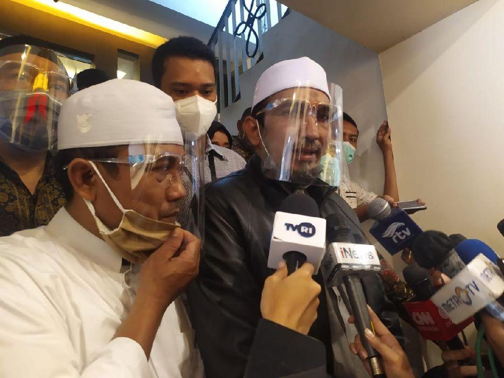 Ketum FPI Keberatan Jadi Saksi Habib Rizieq