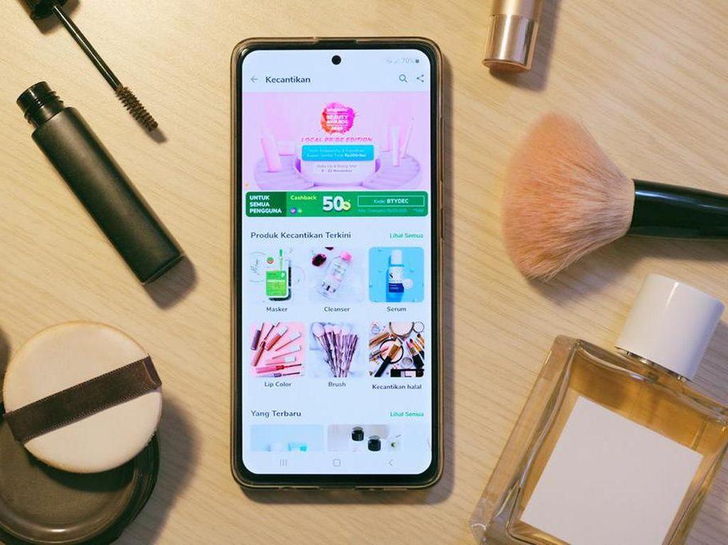 Modal Rp 75 Ribu, Ini Kisah Pengusaha Skin Care Lokal Jualan Online