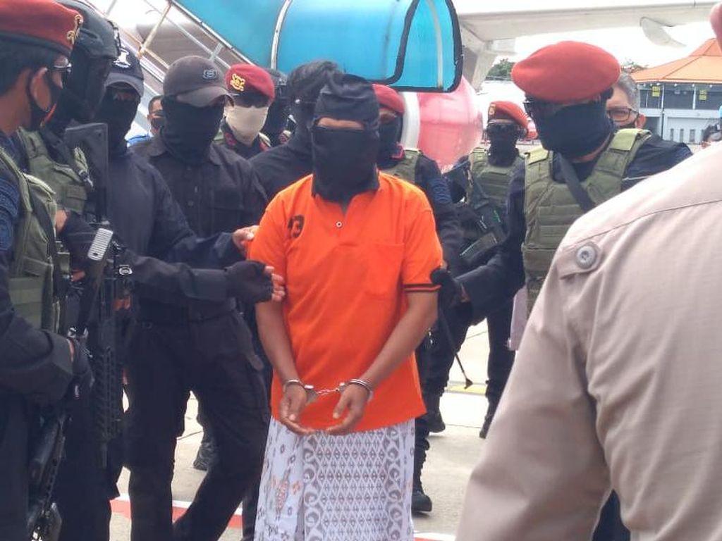 Polri: 21 Terduga Teroris Mayoritas Miliki Senjata Rakitan